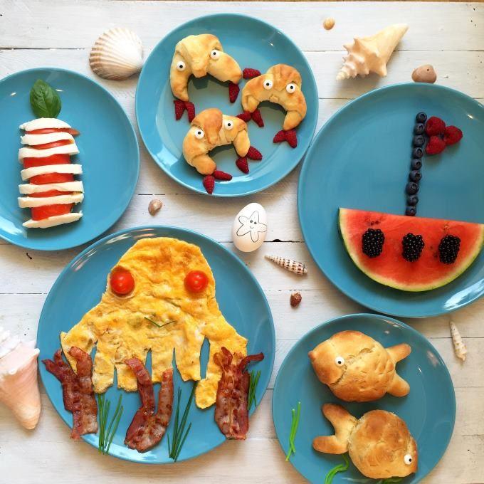Ideen Brunch frühstücks und brunch ideen zum motto meer rezepte zum