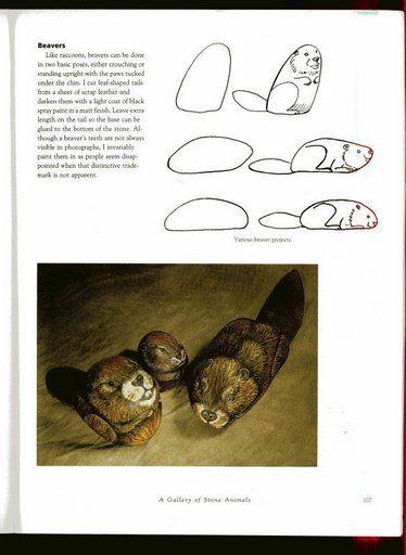 pintar en piedra - Marleni - Álbuns da web do Picasa