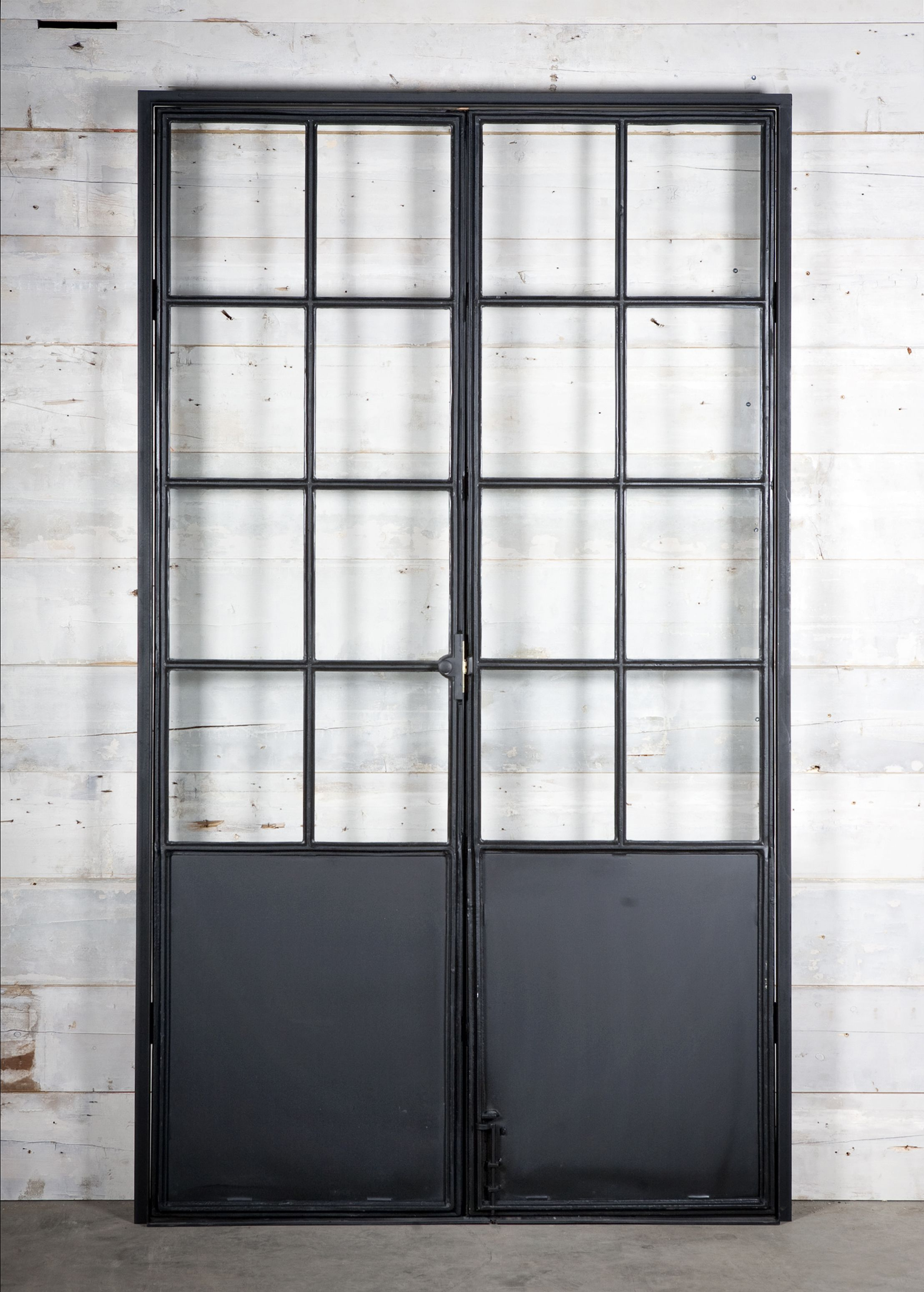 French Exterior Doors Steel: Ijzeren Deuren En Ramen Steel-frame Doors En Windows Bij