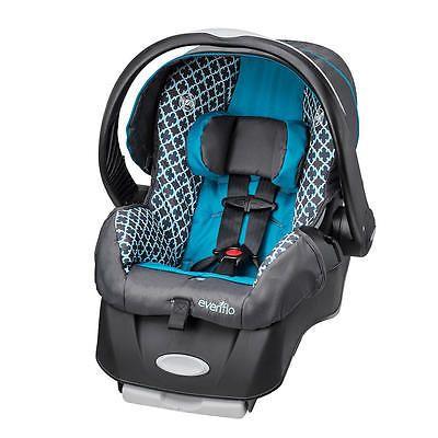 BRAND NEW SEALED EVENFLO EMBRACE LX INFANT CAR SEAT