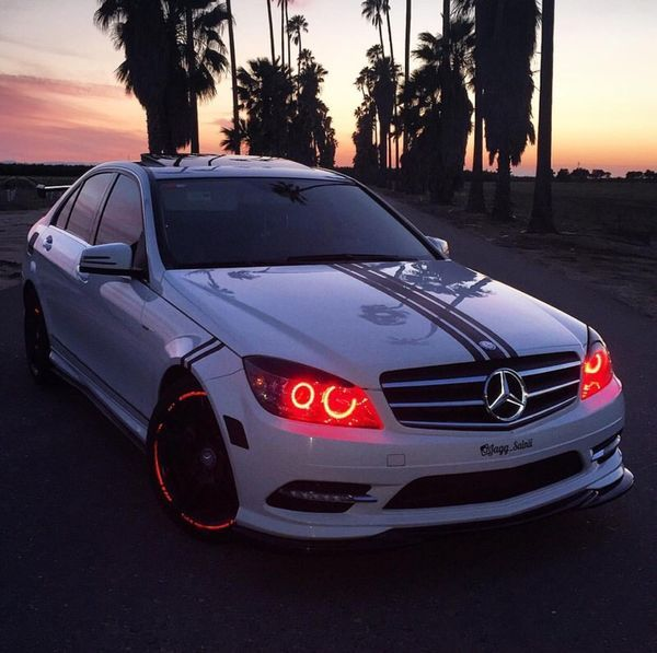 2011 Mercedes Benz C300 Custom Factory AMG/Aftermarket Upgrades