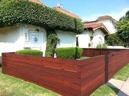 Image result for low line Timber Horizontal Slat Fence Gate