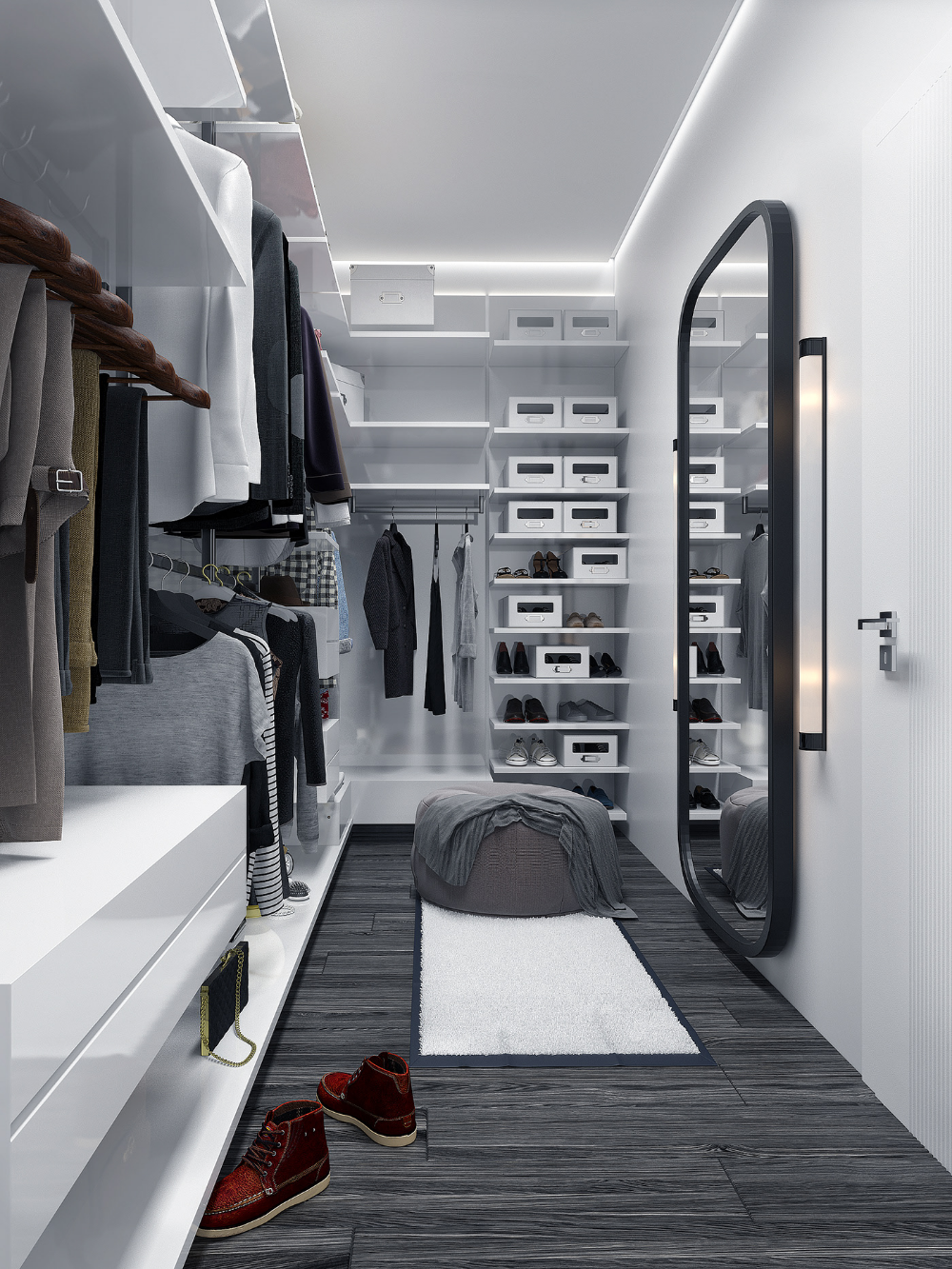 Autodesk Room Design: Idea By Minty NYC On Closet