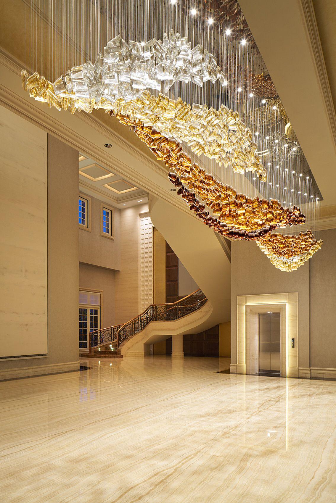 Private Residence Surabaya Lasvit Ceiling Design House Ceiling Design Luxury Hotel Design
