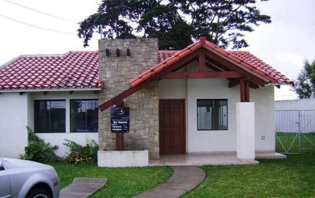 Construccion de casas caba as planos y dise os casas en for Casas de diseno santa fe
