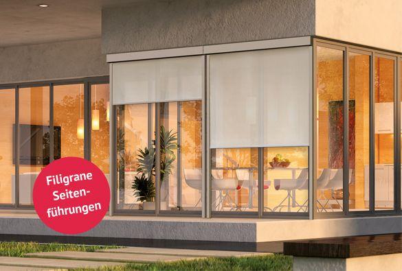 die besten 25 vertikalmarkise ideen auf pinterest pergola versenkbare laube und windst rken. Black Bedroom Furniture Sets. Home Design Ideas