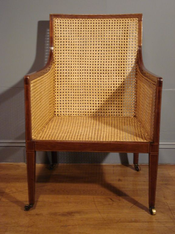 Sensational Edwardian Period Mahogany And Cane Library Chair In 2019 Ibusinesslaw Wood Chair Design Ideas Ibusinesslaworg
