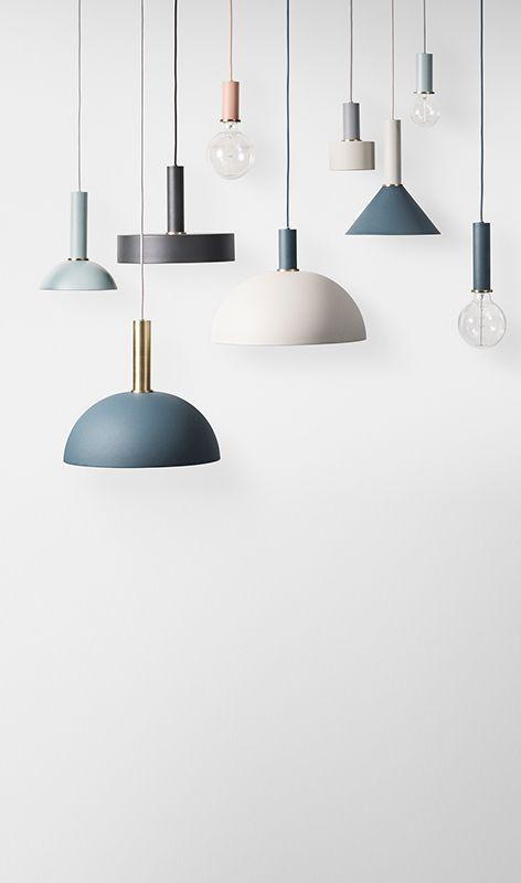 lampen collectie lampen velichting kleur interieur retro verlichting tafelverlichting verlichting ideen