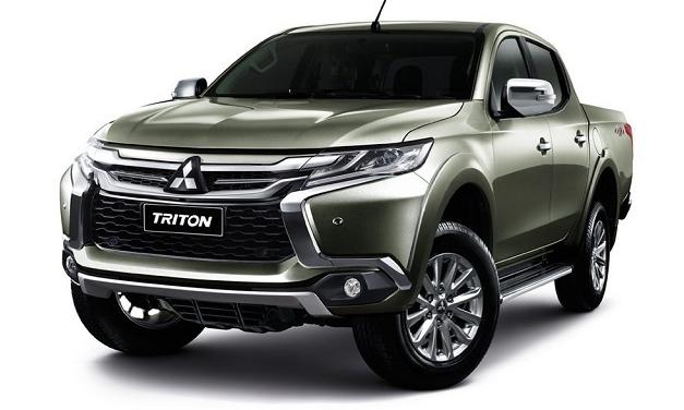 2018 Mitsubishi Triton New Layout More Features Mitsubishi Pickup Mitsubishi Strada Mitsubishi