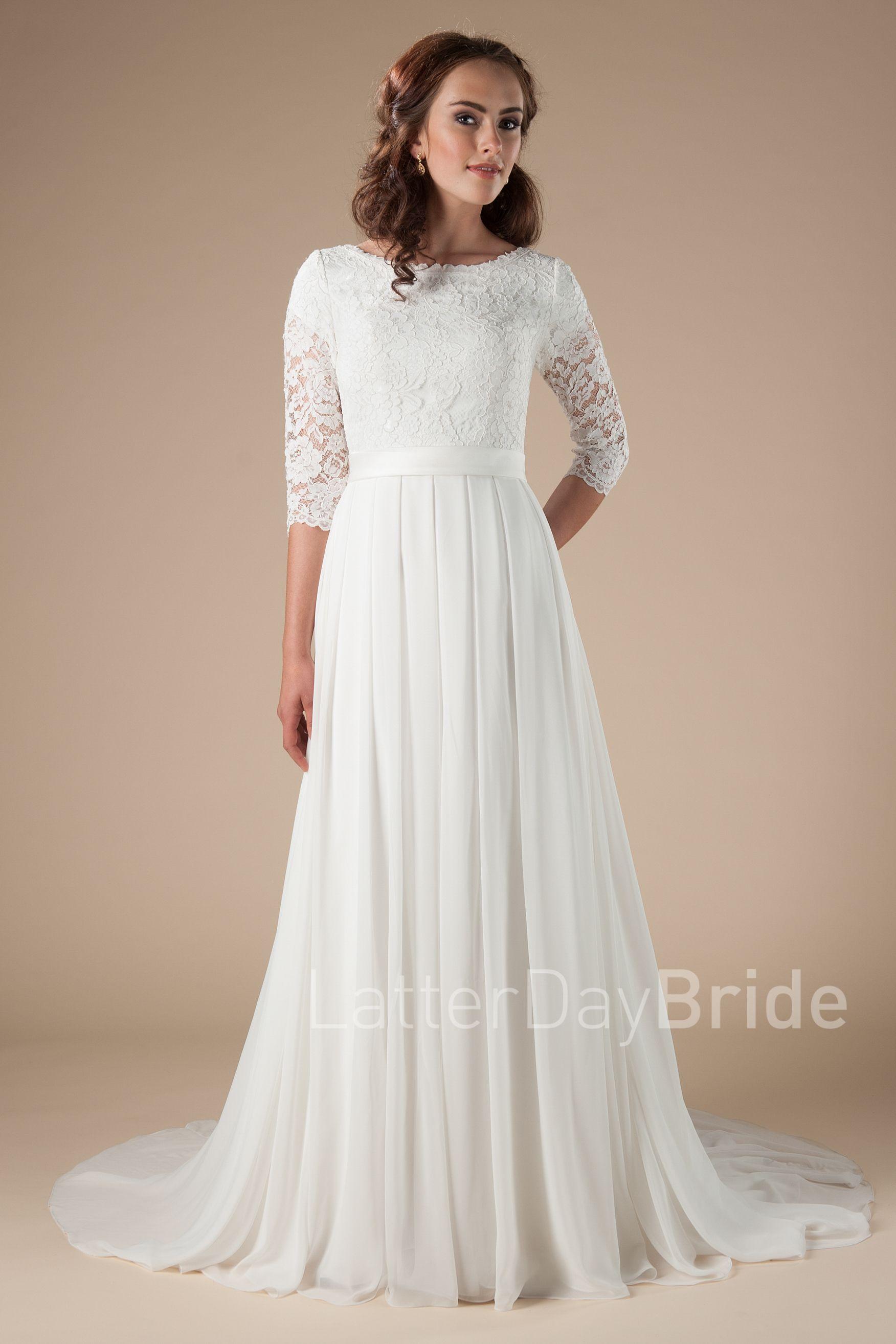 Haven Cheap modest wedding dresses, Best wedding dresses