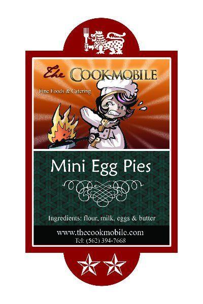 Mini Eggpies