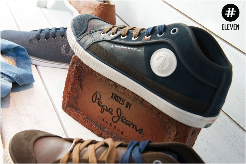 #pepejeans #eleven #streetstyle #sneakers #Corinth #Greece