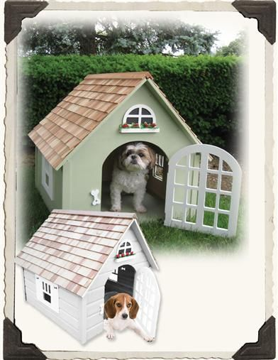 Storybook Dog Cottage Puppy Time Dog Rooms Spoiled Pets