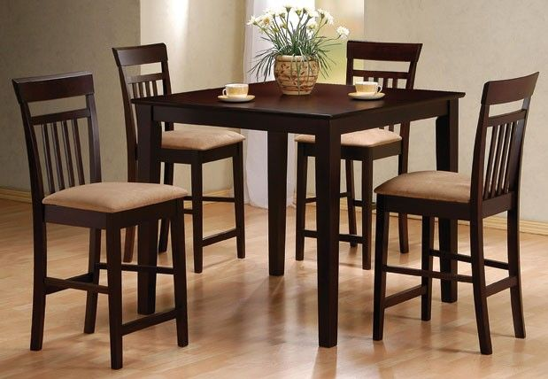 Dining Room Furniture Sets, Counter High Dining Room Table Sets