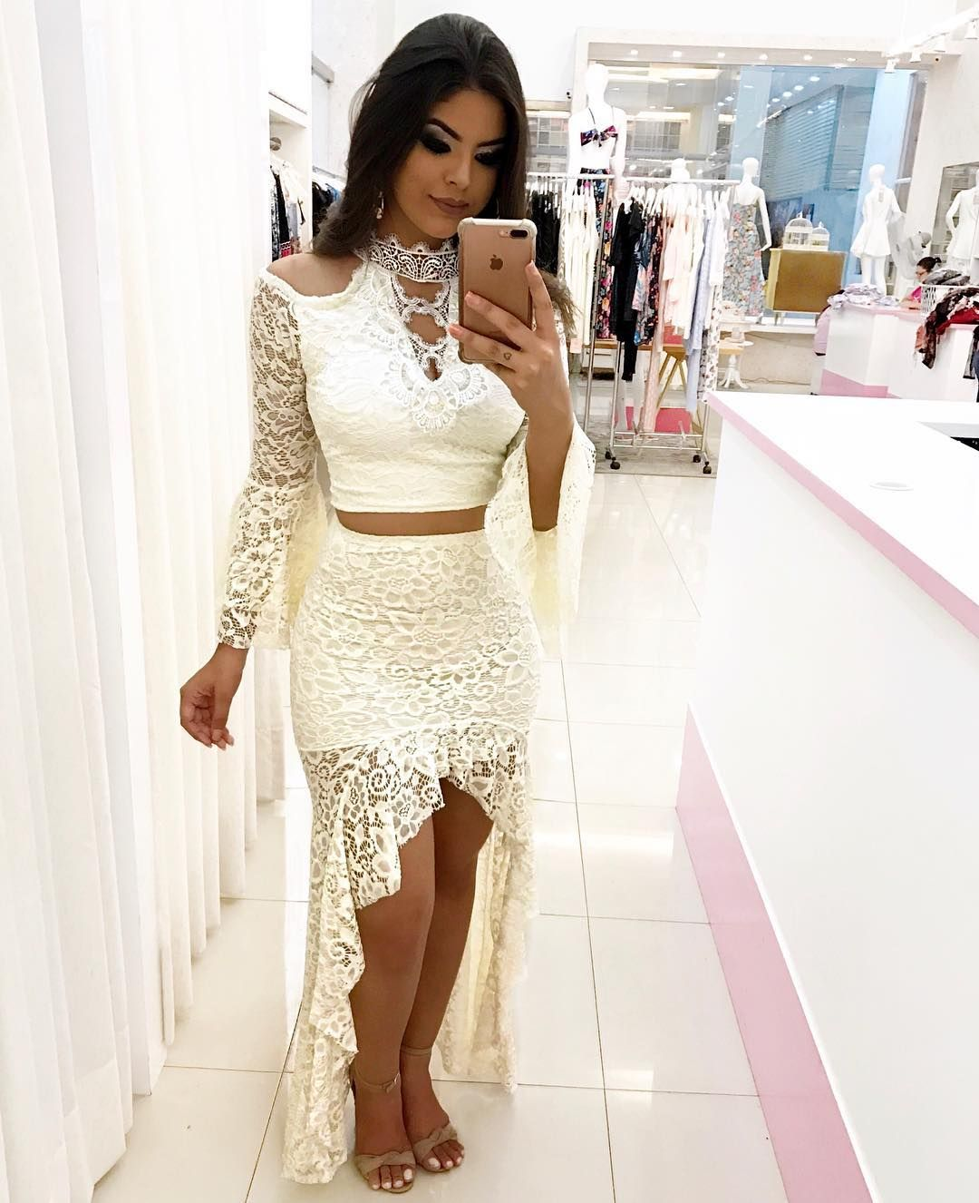1ee4d74ee Pin de Ayka Layana Alves Passos em roupas femininas para adolescente ...