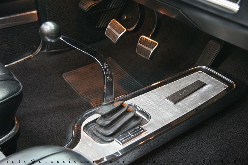 1125 1967 Oldsmobile 442 39 Oldsmobile 442 Oldsmobile Chars