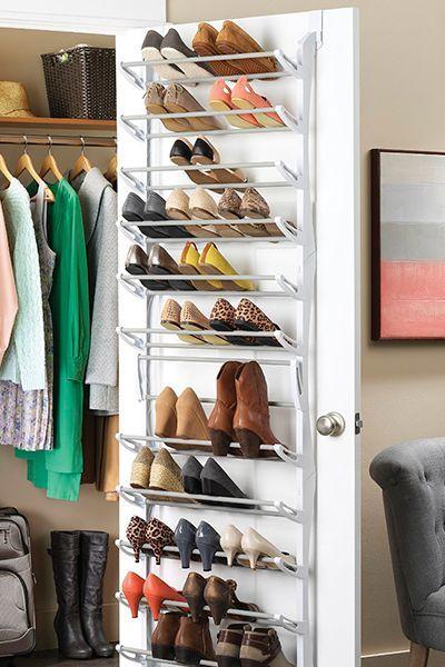 Pin De Nancy Margarita Aristy Caro En Bedroom Storage Colgador De Zapatos Guarda Zapatos Estantes Para Zapatos
