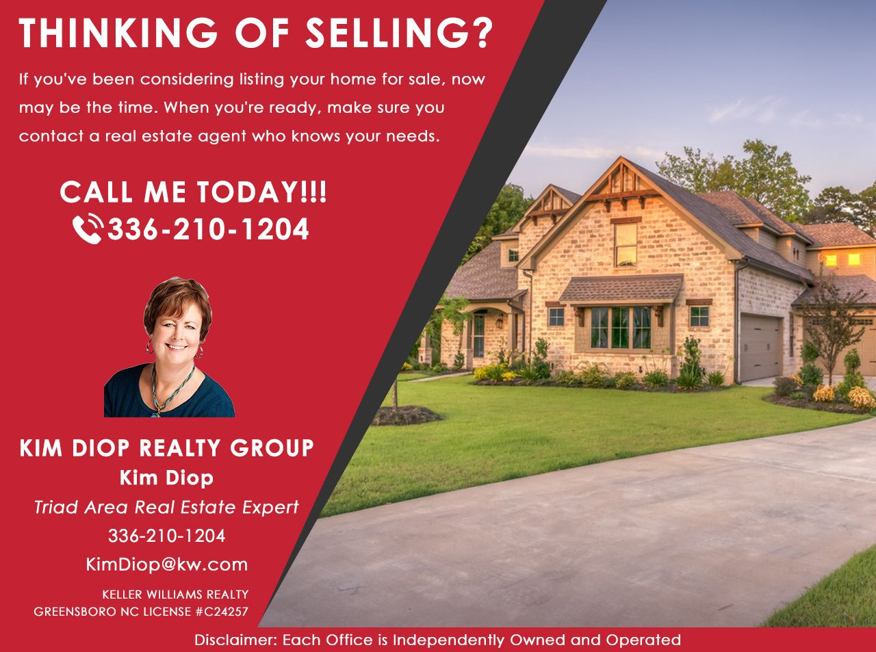 Thinking Of Selling Real Estate North Carolina Real Estate Estates