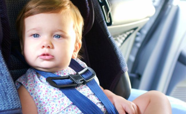 Are You Turning The Car Seat Forward-Facing Too Early? | Car seats ...