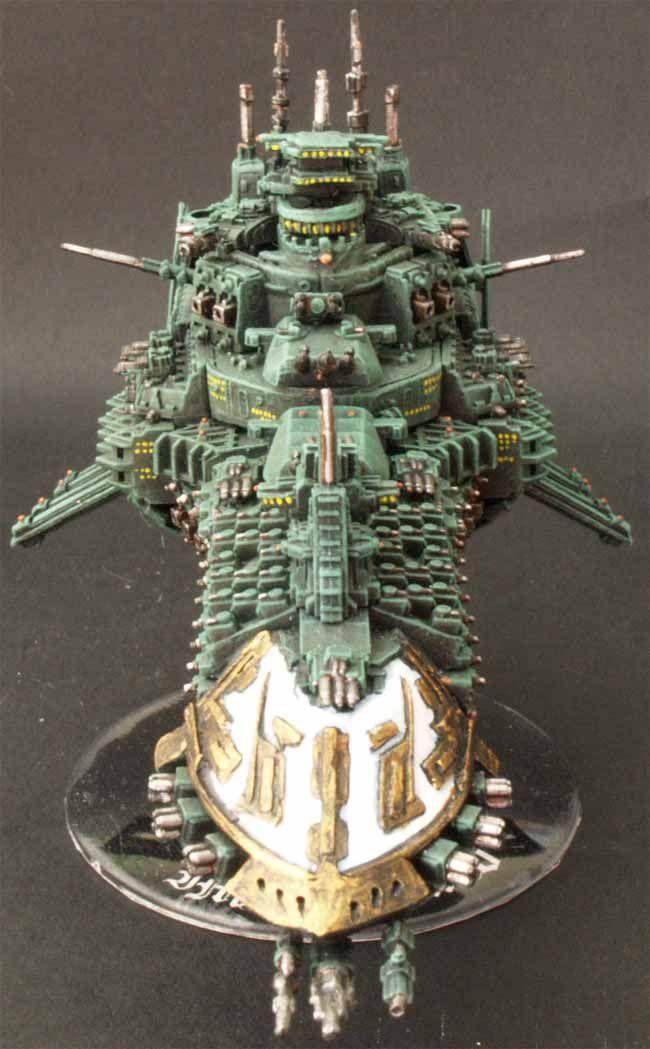 Ims Jutland Super Dreadnought With Images Battlefleet Gothic