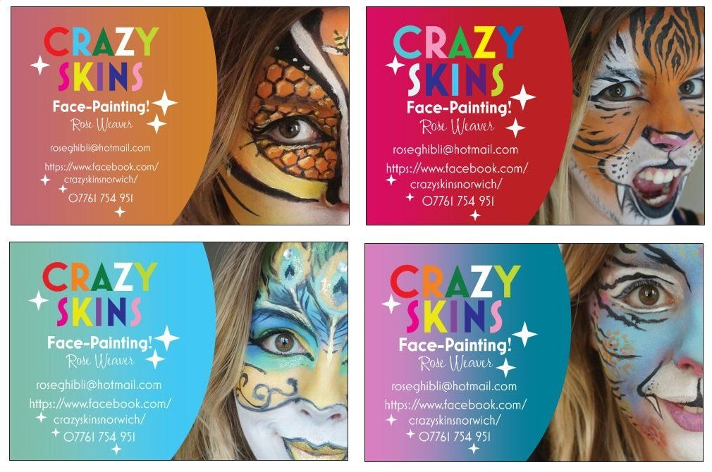 Pictures Of Face Painting Business Cards Kidskunst Info Face Painting Easy Face Painting Face Painting Designs