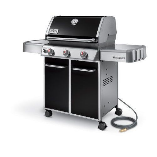 Weber Genesis E 310 Natural Gas Grill Gas Grill Reviews Gas Grill Best Gas Grills