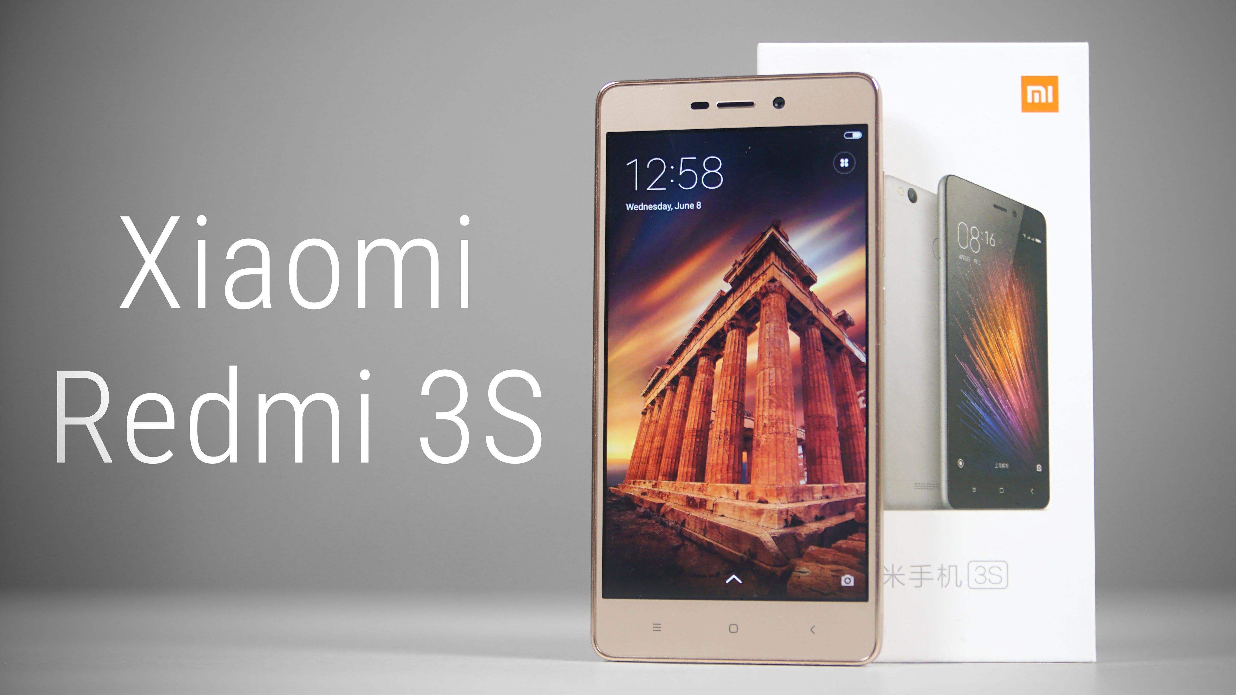 Nice Xiaomi Redmi 3S Prime Unboxing & Hands Check more at s