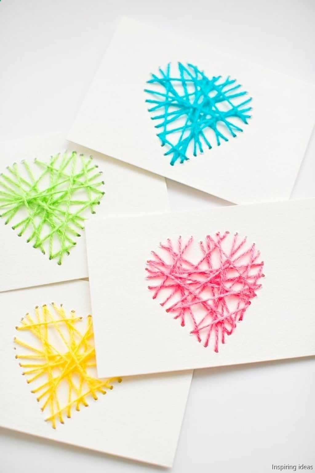 65 Unforgettable Valentine Cards Ideas Homemade | Cards, Crafts and ...