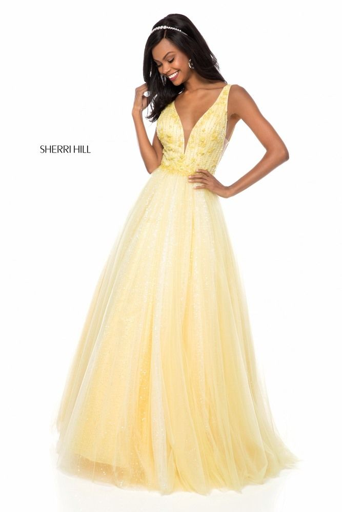 SHERRI HILL 51708 | Spring 2018 Collection | Pinterest | Prom, Gowns ...
