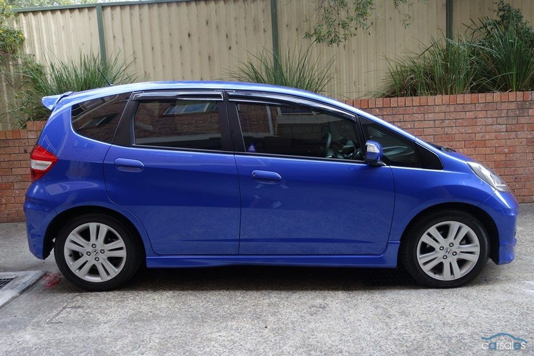 2012 Honda Jazz GE VibeS MY12 Honda jazz, Cars for sale
