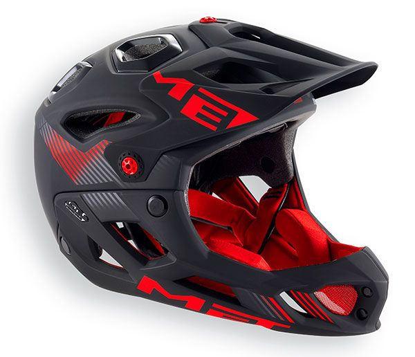 the best attitude hot sale quality design Casque VTT MET Parachute : dans la série des casques ...