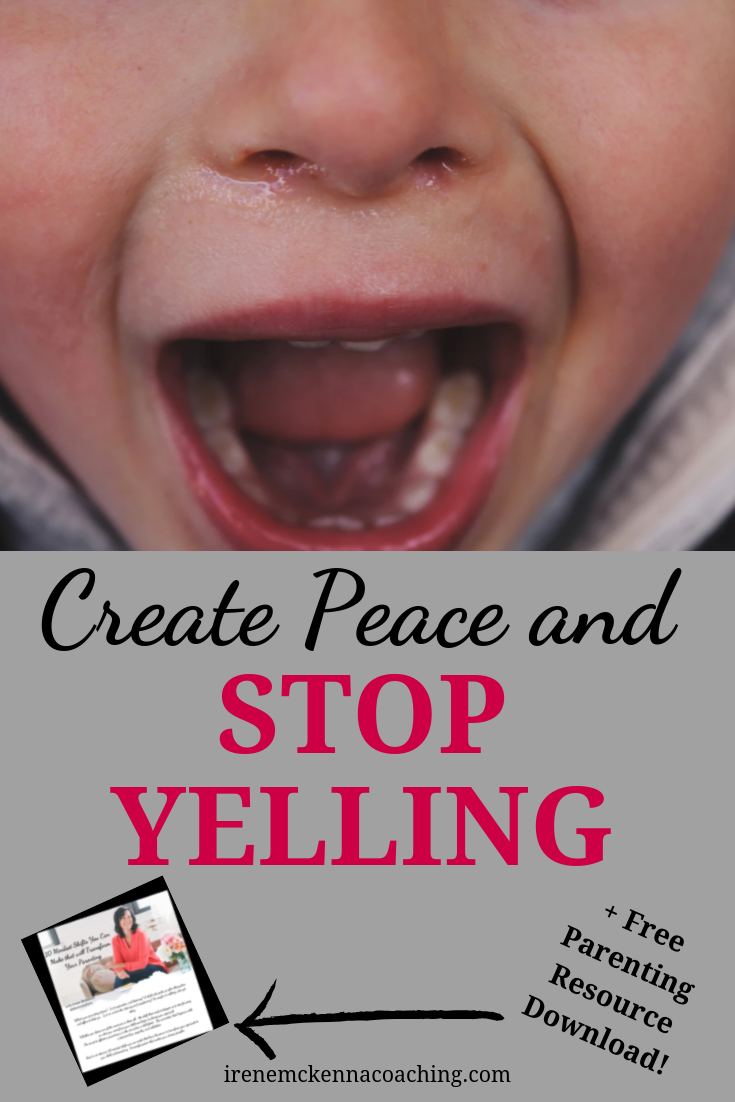 Photo of Create Peace and Stop Yelling: 3 Questions to Ask Yourself as a Parent