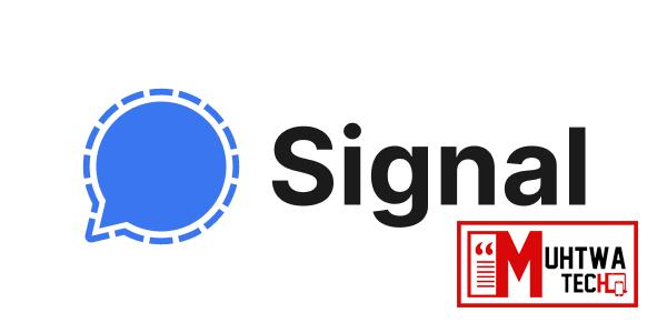 شرح وتحميل تطبيق سيجنال Signal للأندرويد والايفون محتوي تك Signal App Company Logo Tech Company Logos