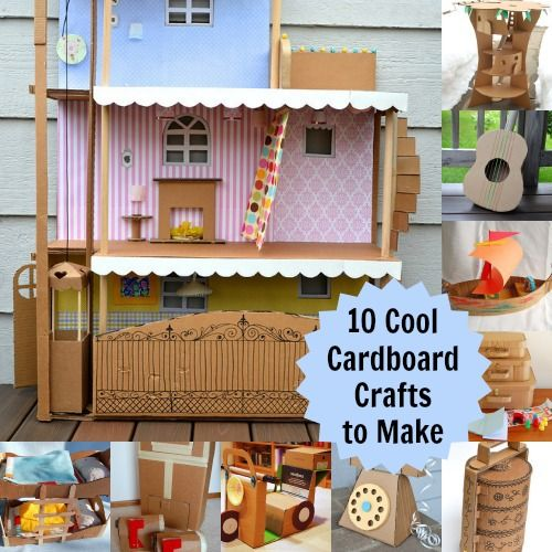 10 Cardboard Projects That Kids Will Love Fun Ideas For Family