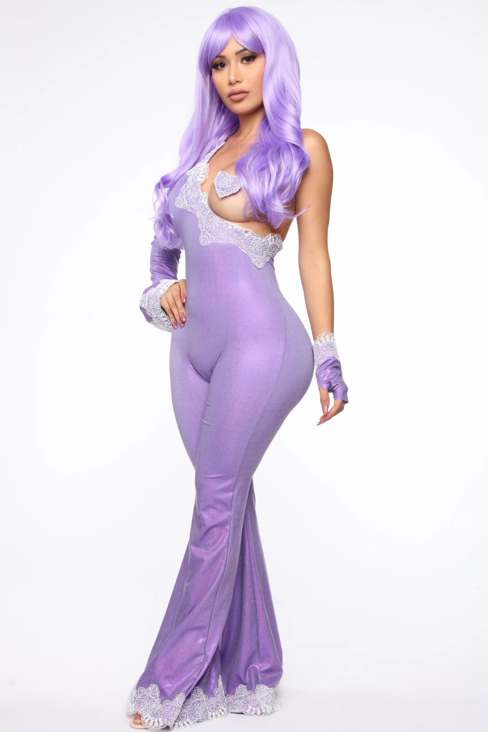 Crush On You 3 Piece Costume Set Lavender in 2020