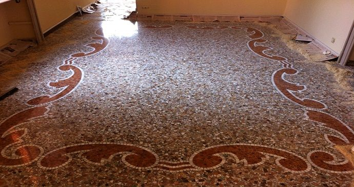 Slikovni rezultat za terrazzo veneziano | terazzo podovi itd ...