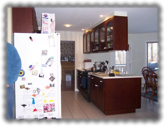 How To Hang Kitchen Cabinets Best Decorating Inspiration