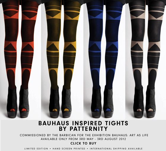 f9d55ef7580 BAUHAUS INSPIRED TIGHTS BY PATTERNITY