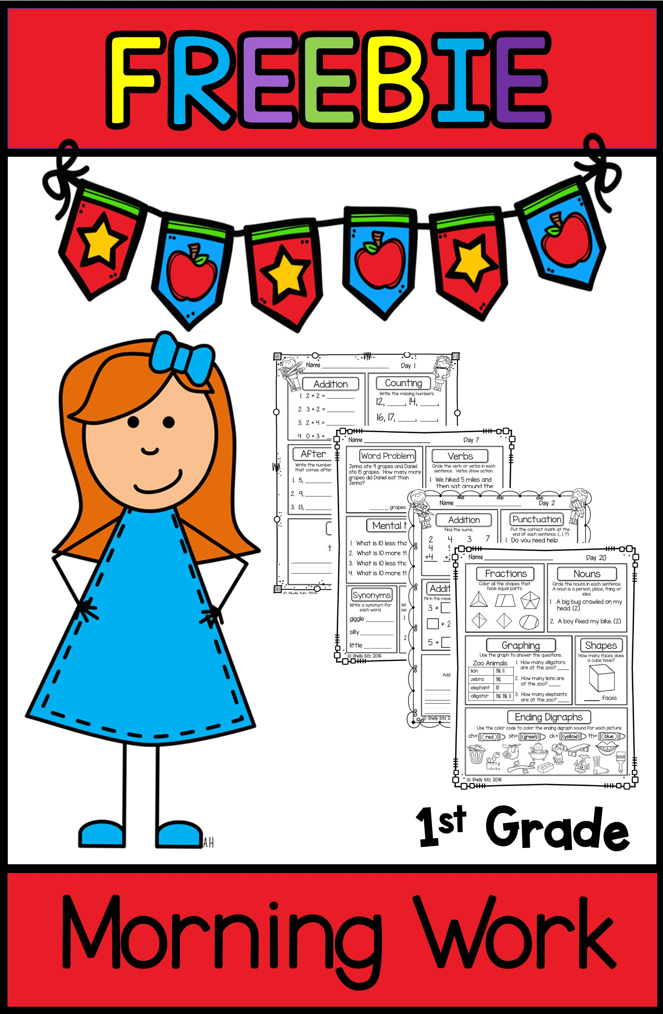 Free Distance Learning For First Grade In
