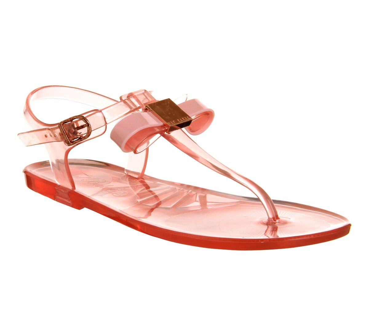 caac463cfd872 Ted Baker Deynaa Sling Back Jelly Light Pink - Sandals