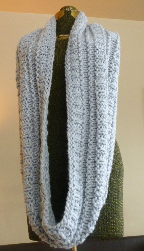 INSTANT DOWNLOAD Knitting PATTERN The Huntress Cowl, Knitted Cowl ...