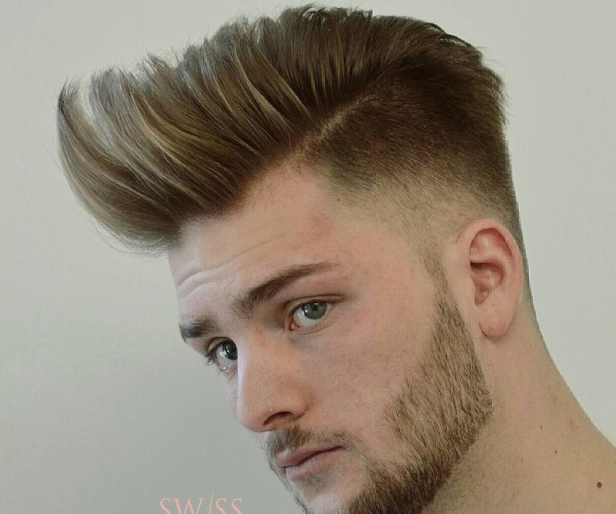 Top 20 Cool Guy's Hairstyles Trend in 2019 | Cool hairstyles for men, Low  fade haircut, Mens haircuts fade