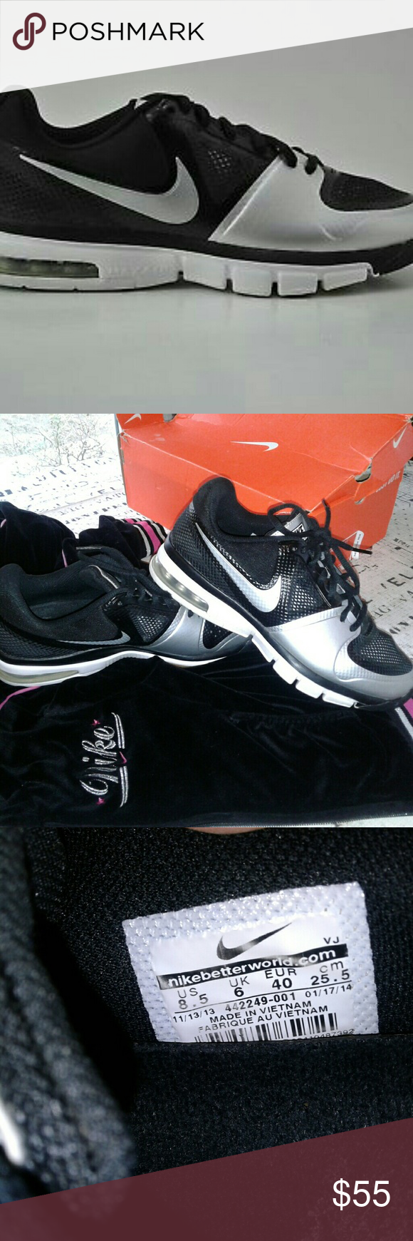 Women S Nike Air Extreme Volley Ball Shoes Nike Women Nike Black Nikes