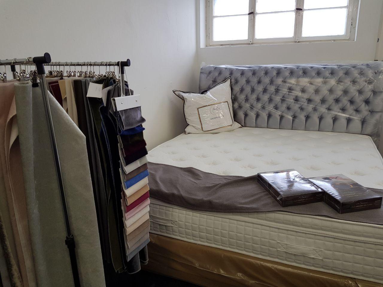 Unsere Stoffe Bett Matratze Stoffe