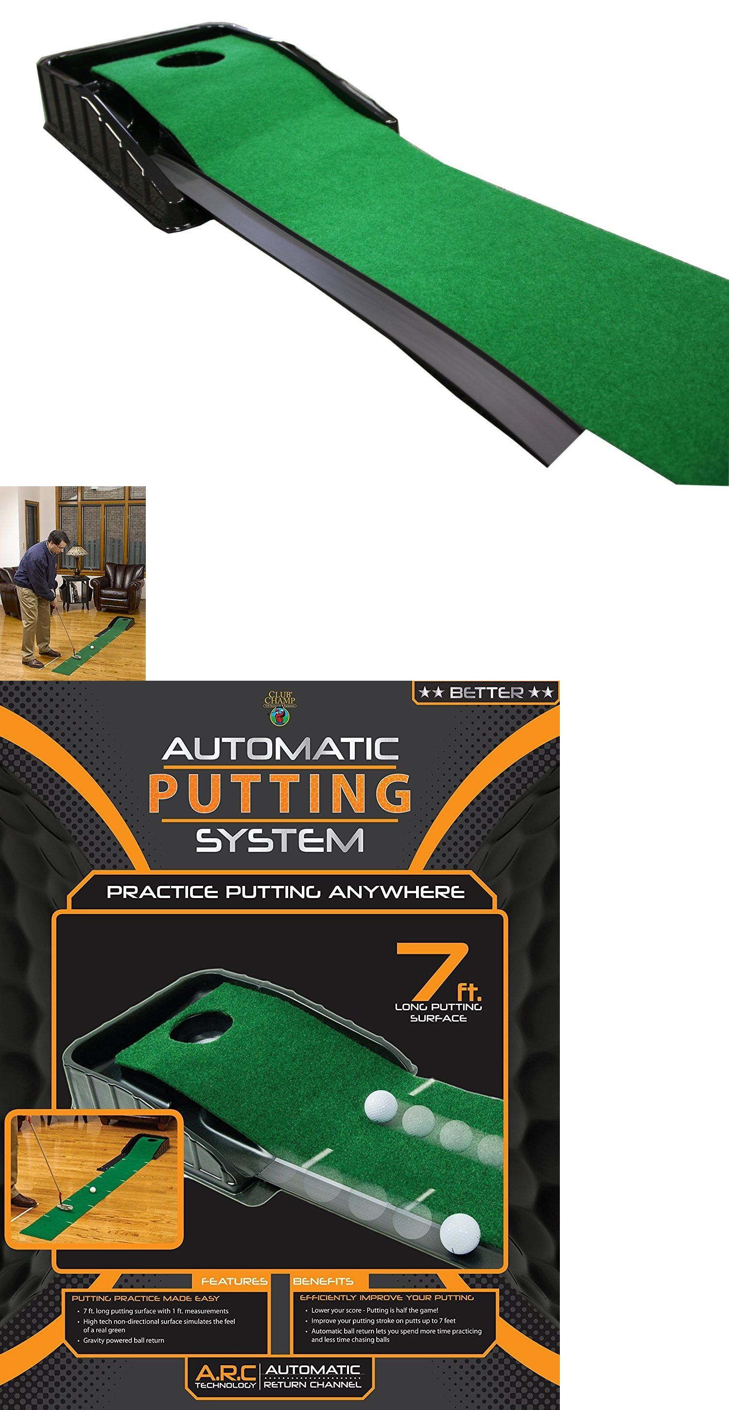 Putting greens and aids indoor putting green automatic putt