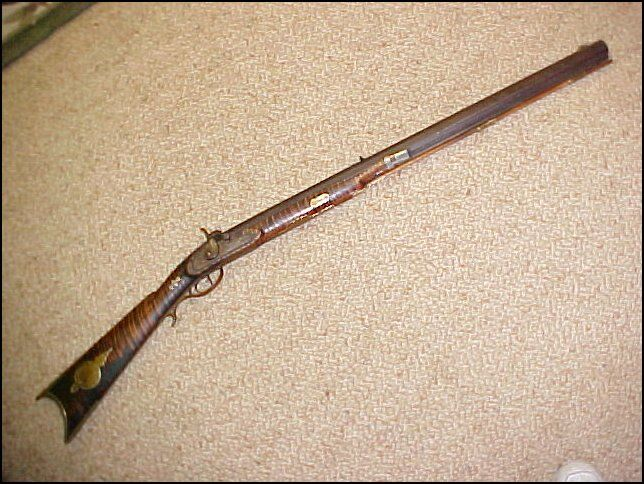 hawken rifle | Guns for Sale - Hawken style -- Percussion