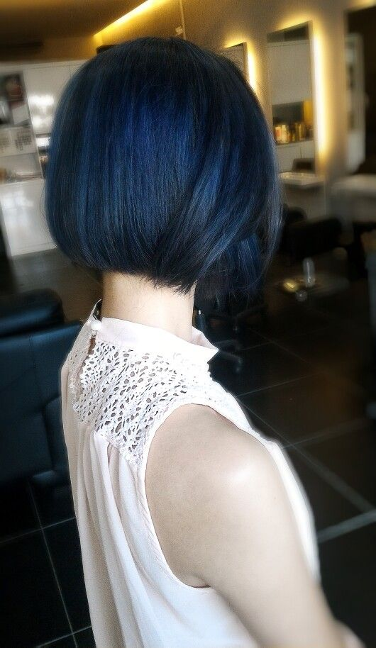 Numinous Hair Studio Hair Color Blue Hair Studio Hair Color