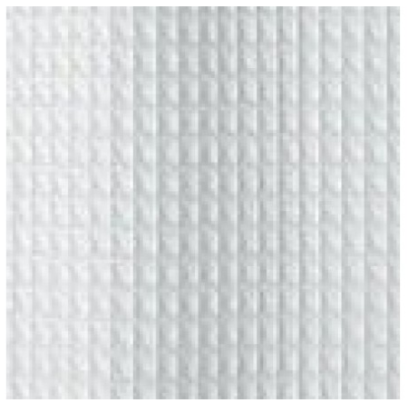 Matouk Belgian Waffle White Shower Curtain White Shower White