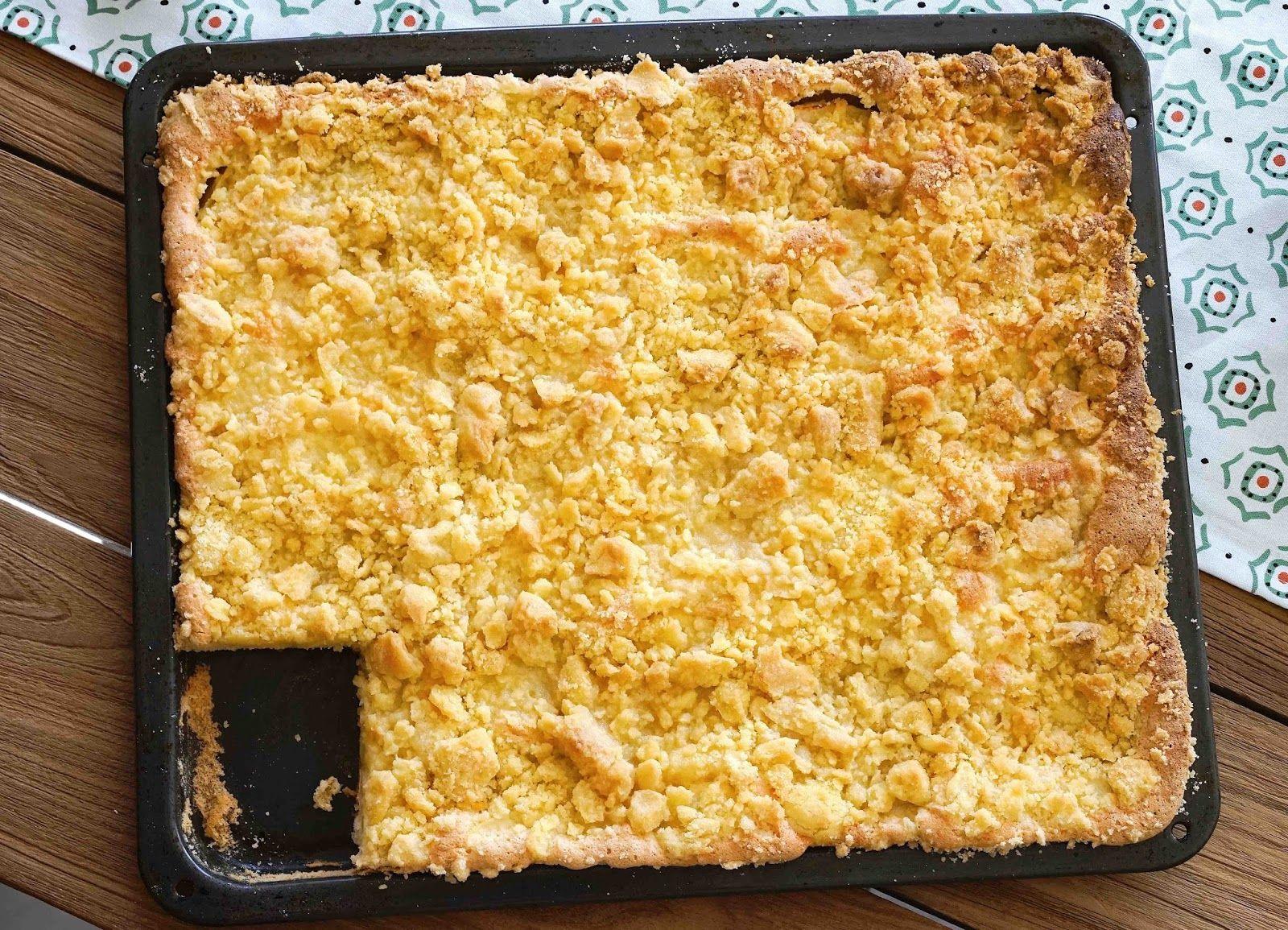 stuttgartcooking: Apfel-Streusel-Kuchen, Kochbuch-Vorstellung und großartige Menschen!