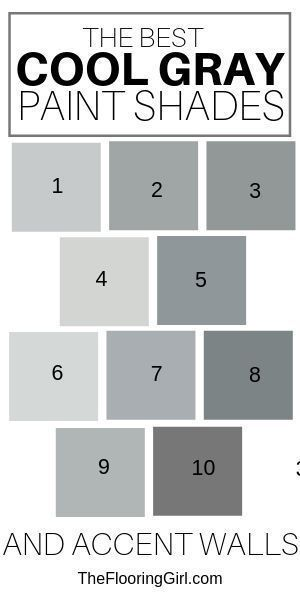 Photo of Youll love these cool gray paint shades as they are so stylish. Check out the ma…